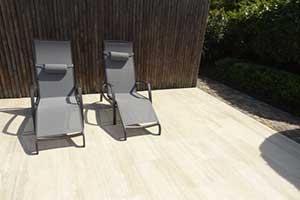 Reinigung und Imprägnierung von Terrassen nachher